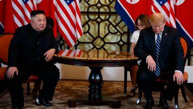 Ingen avtale i Hanoi: Tre tapere og to vinnere etter atomkollapsen