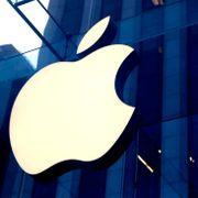 Apple-aksjen faller kraftig etter nederlag i retten