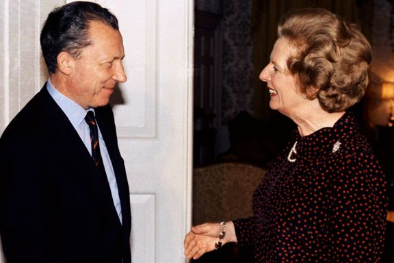 Hvor sporet det egentlig av for Storbritannia og EU? Denne mannen spilte en stor rolle.