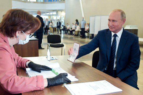 Russland har fått ny grunnlov. Fabrikkarbeider til Aftenposten: – Dette ligner Sovjetunionen.