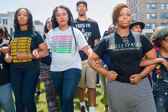 De har forandret USA med tre enkle ord: «Black Lives Matter»