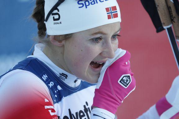 Nedtur for tittelforsvarer Østberg: Røk ut i Tour de Ski-prologen
