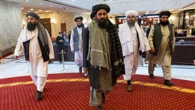 Nato og USA forlater Afghanistan. Hvem kommer inn?