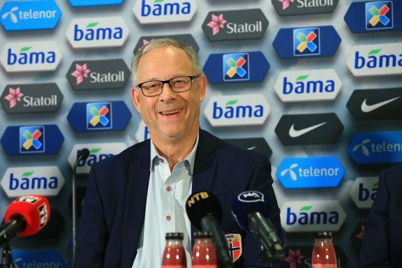 Kommentar: Lagerbäck blir en sjef i Drillos ånd, og det er helt rett