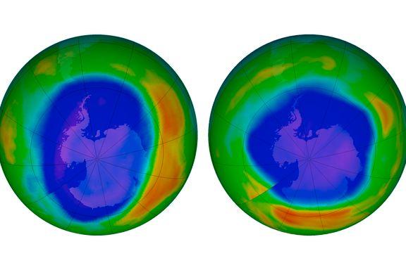 FN: Ozonhullet over Antarktis trolig tettet på 2060-tallet