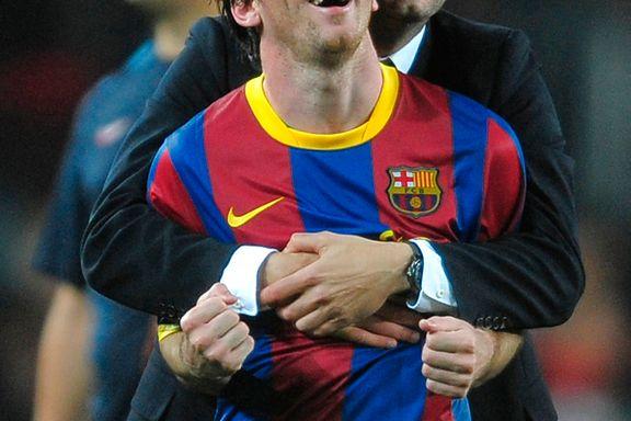 Stokke om Guardiolas Barcelona-møte: - Må være surrealistisk