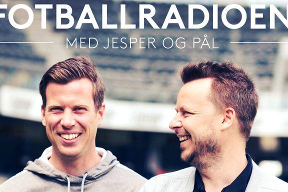 Fotballradioen: «Dette blir bare vondt»