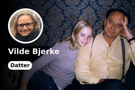 André Bjerke var uskyldig
