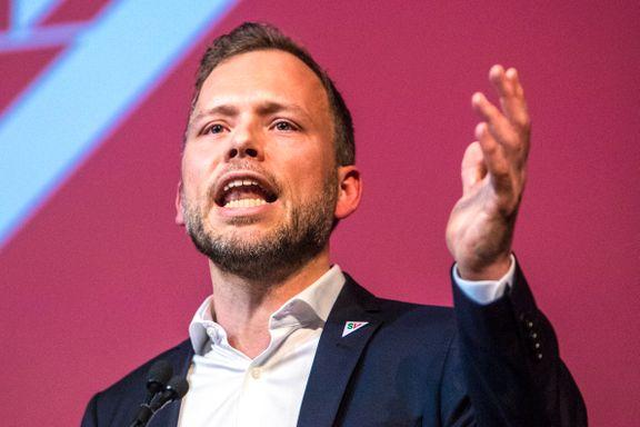 Aftenposten mener: SVs venstrekurs gir Ap hodebry