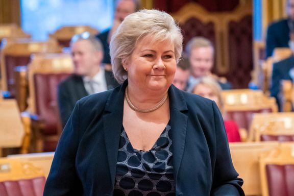 VG: Statsministeren ber om full EØS-gjennomgang i alle departementer som følge av trygdeskandalen