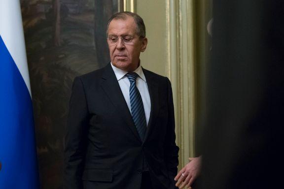 Russlands utenriksminister mener at britene tjener på giftangrepet