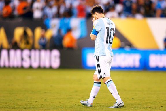 Argentina-ekspert: – Messi vil bli husket som en feiging