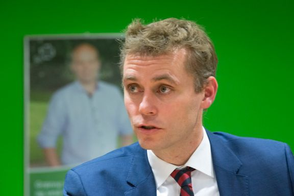Ola Borten Moe åpen for retur til Stortinget