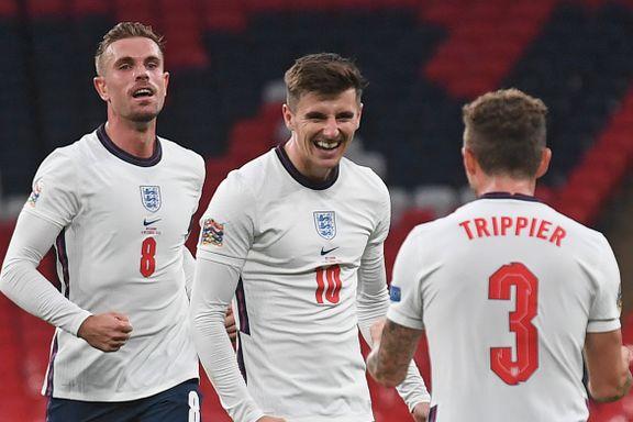 Lykketreff da England tok sterk seier