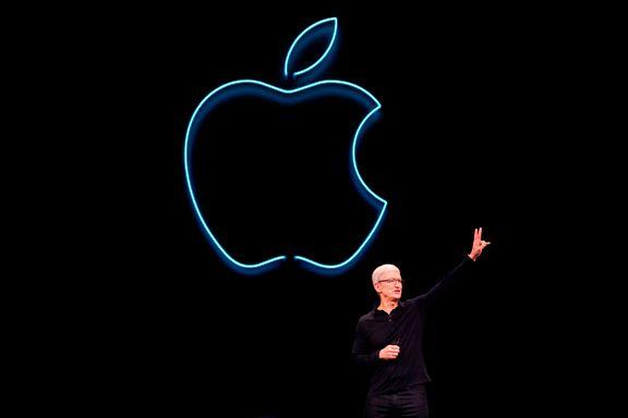 Apple vinner mot EU-kommisjonen: Slipper gigantisk skatteregning