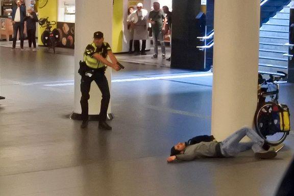 Nederlandsk politi brutke israelsk metode. Knivterrorist skutt og stanset på ni sekunder.
