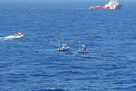 Nærmere 100 savnet etter båtkantring i Middelhavet
