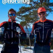 Ble utfordret av landslagsløper. Svarte med å gå 321 km på ski – på én dag.