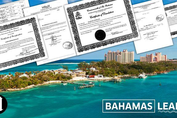 Dette er Bahamas Leaks