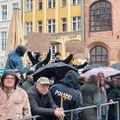 Buet ut på eget folkemøte. Tyske velgere kan gjøre noe de ikke har gjort på 19 år.