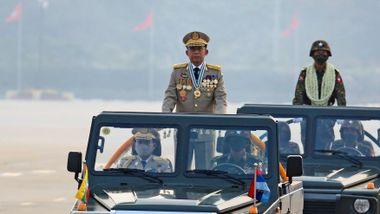 Oljefondet knyttes til militærstyrt selskap i Myanmar: – Sjokkerende