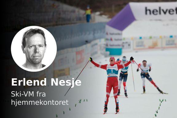 «Et av skihistoriens mest fortjente VM-gull»