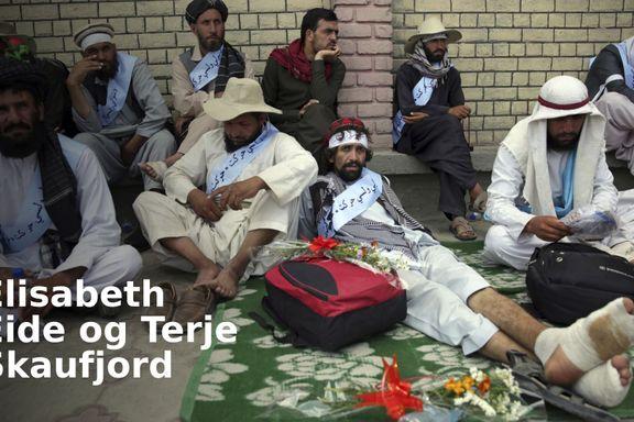Afghanistans spinkle håp