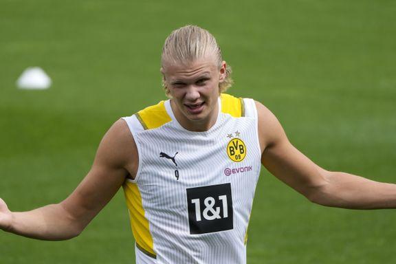 Tidligere Dortmund-helt om Haaland: – Han er ikke verdensklasse