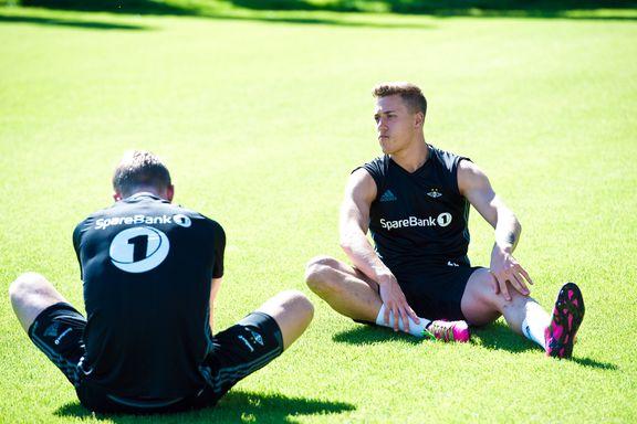 Kaggestads varmetips til Rosenborg: - Ha is i sokkene