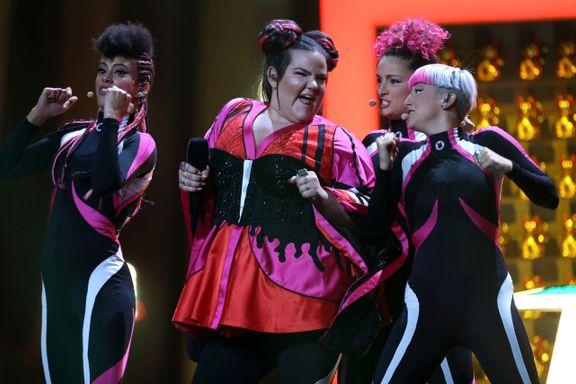 Eurovision: Norge passerer Israel på oddsen