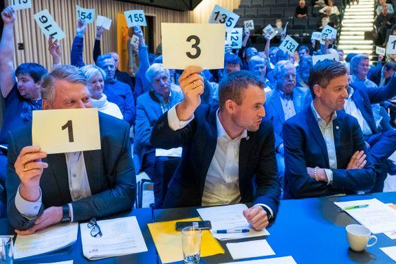 KrF-topper vil vrake KrF-ledelsens landsmøteplan