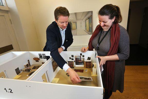 - Satser på dobling av besøkende i det nye museet