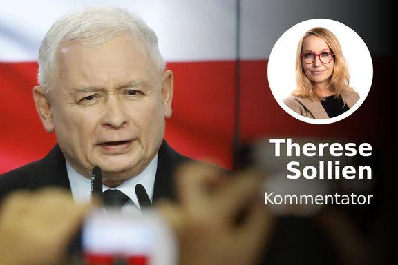 Polen forandres, men foreløpig ikke for evig.