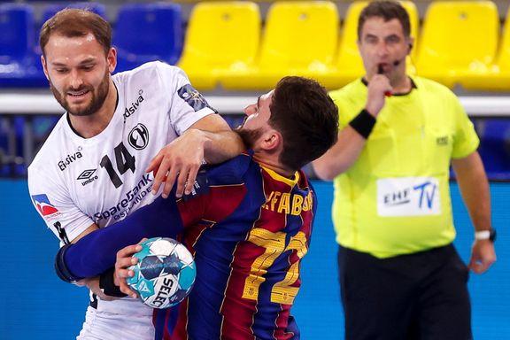 Elverum fikk rundjuling av Barcelona