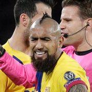 Profilen raste etter utvisning i blek Barcelona-kamp
