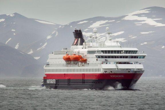 Slik drev Hurtigruten lobbykamp for å få statlige krisemilliarder