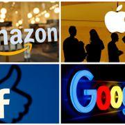 Amerikanske lovgivere øker presset på teknologigigantene