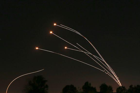 Israel stoppet rakettangrep fra Gaza