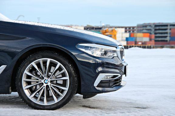Prøvekjøring: Klarer den nye BMW 5-serie å holde følge med konkurrentene?