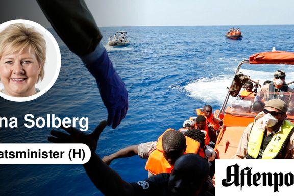 Norge skaffer seg flere venner | Erna Solberg