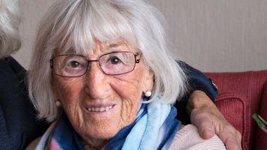 Solveig Levin (105 år) kan bli Årets osloborger: – Jeg skjønner ikke hvorfor jeg er nominert