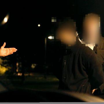 De jakter på de verste av de verste. Her pågripes mannen som politiet knytter til hovedstadens gjengmiljøer.