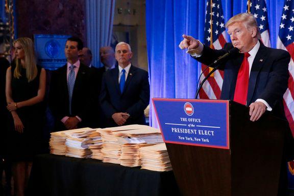 Trump kan sette skandalerekord som president, spår etikkekspert