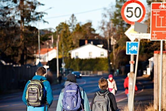 MDG vil ha 30 km/t som øvre fartsgrense i alle norske byer