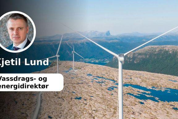 Skal en samtale om energipolitikk gi innsikt, må den nesten være basert på realiteter