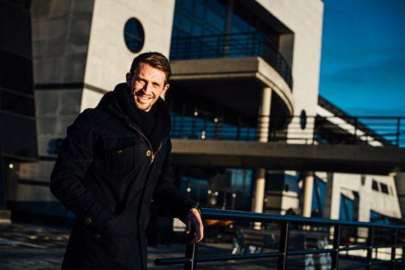 Magne Simonsen fra Molde til Fredrikstad
