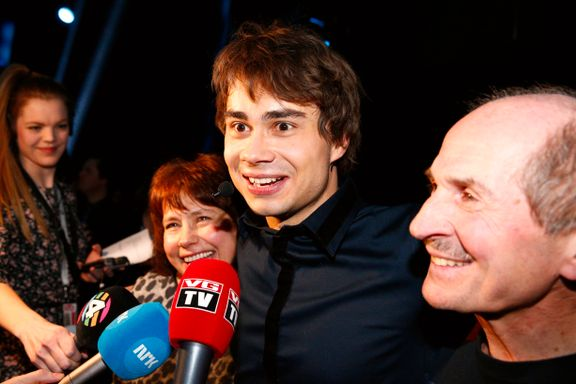 Uvanlig skjelven Rybak etter MGP-seieren: – Jeg klarer ikke helt å tro på dette
