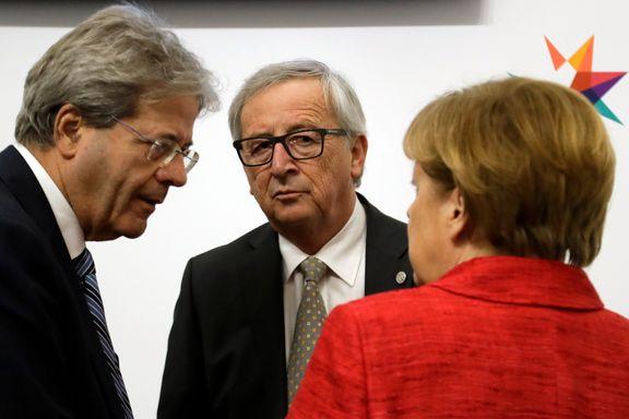Juncker tar ikke gjenvalg
