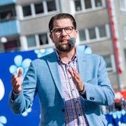 SD vil stemme på Alliansens talmankandidat til Riksdagen