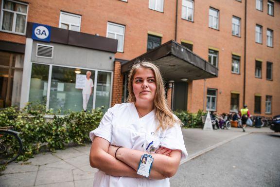 Selv med en normal årslønn er Heidi utestengt fra 95 prosent av boligmarkedet i Oslo
